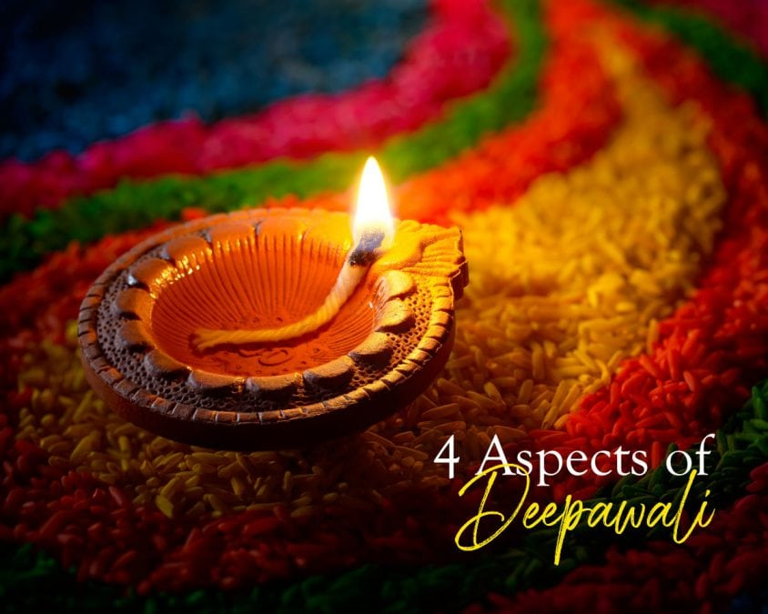 Four Aspects of Deepawali